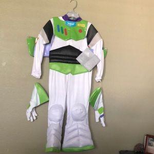 Disney Kids costume Buzz Lightyear